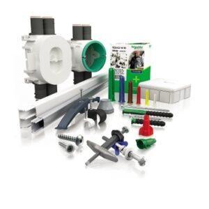 Inštalacijska oprema in sistemi
